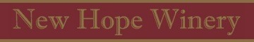 new hope winery logo