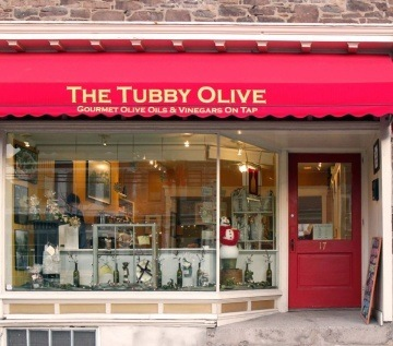 tubby olive exterior