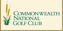 commomwealth national golf club logo