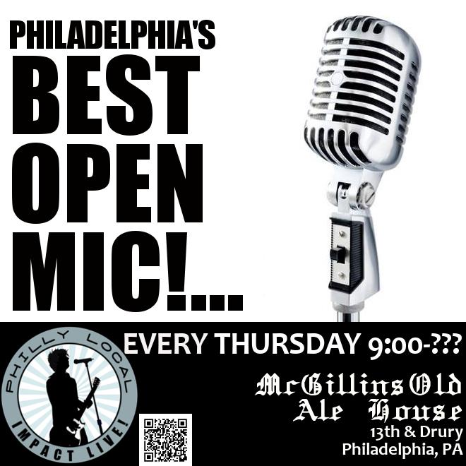 philadlephia s best open mic mcgillins 2017