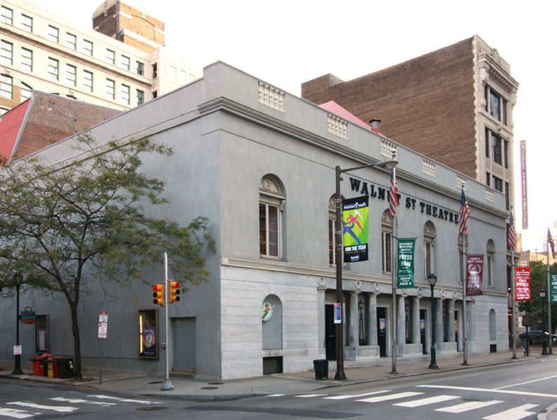 walnut street theatre funguide