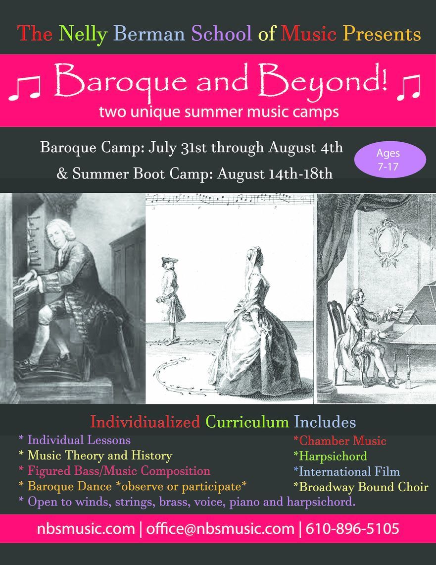 baroque flyer 2017