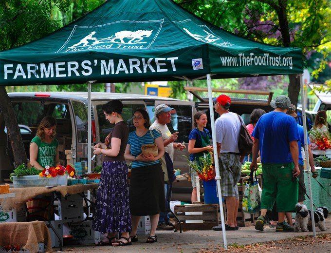 clark park farmers market