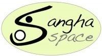 sangha space logo