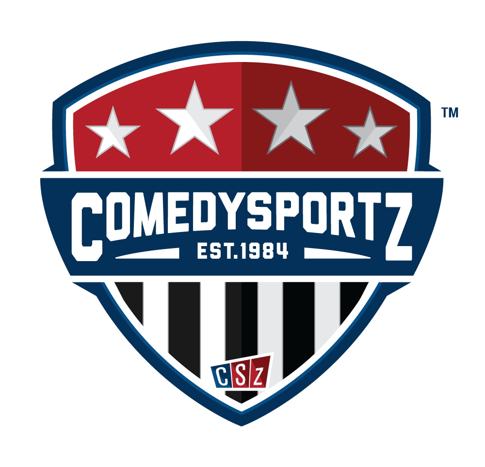 comedysportz shield color