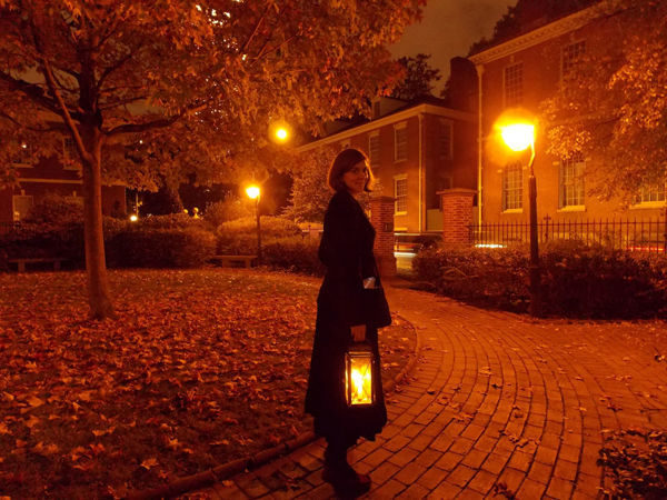 Ghost Tours of Philadelphia in Old City