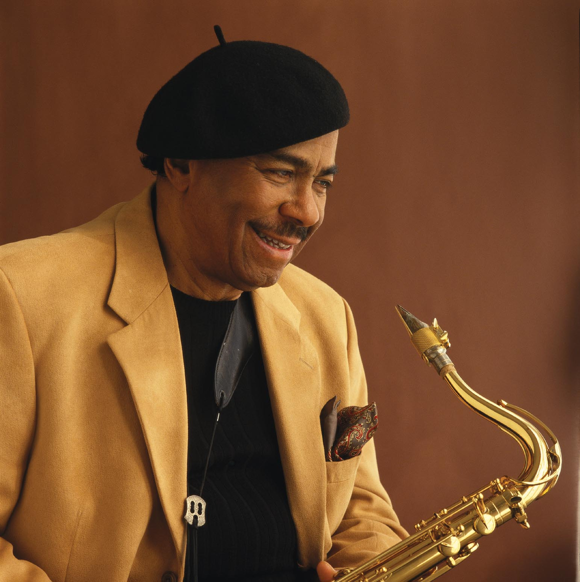 benny golson picture from concord preview