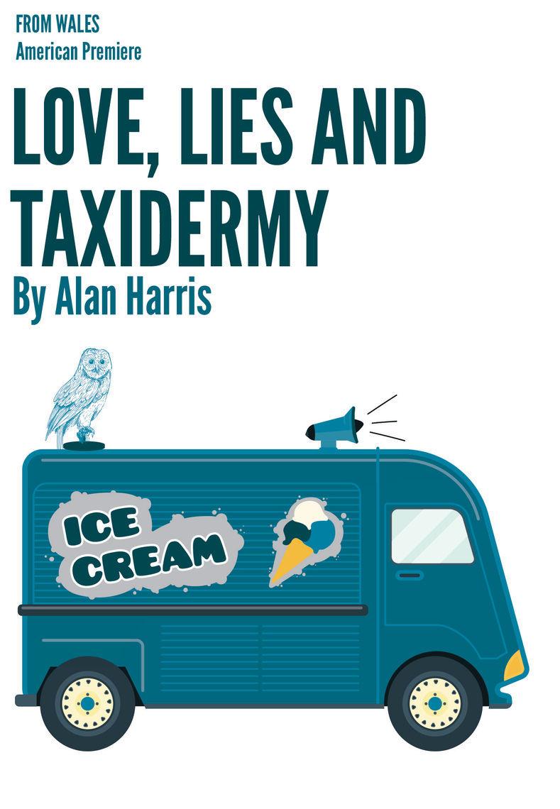 love lies poster