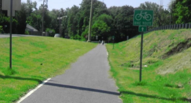 gloucester mt ephraim trail gloucester township health and fitness trail