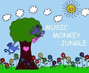 music monkey jungle