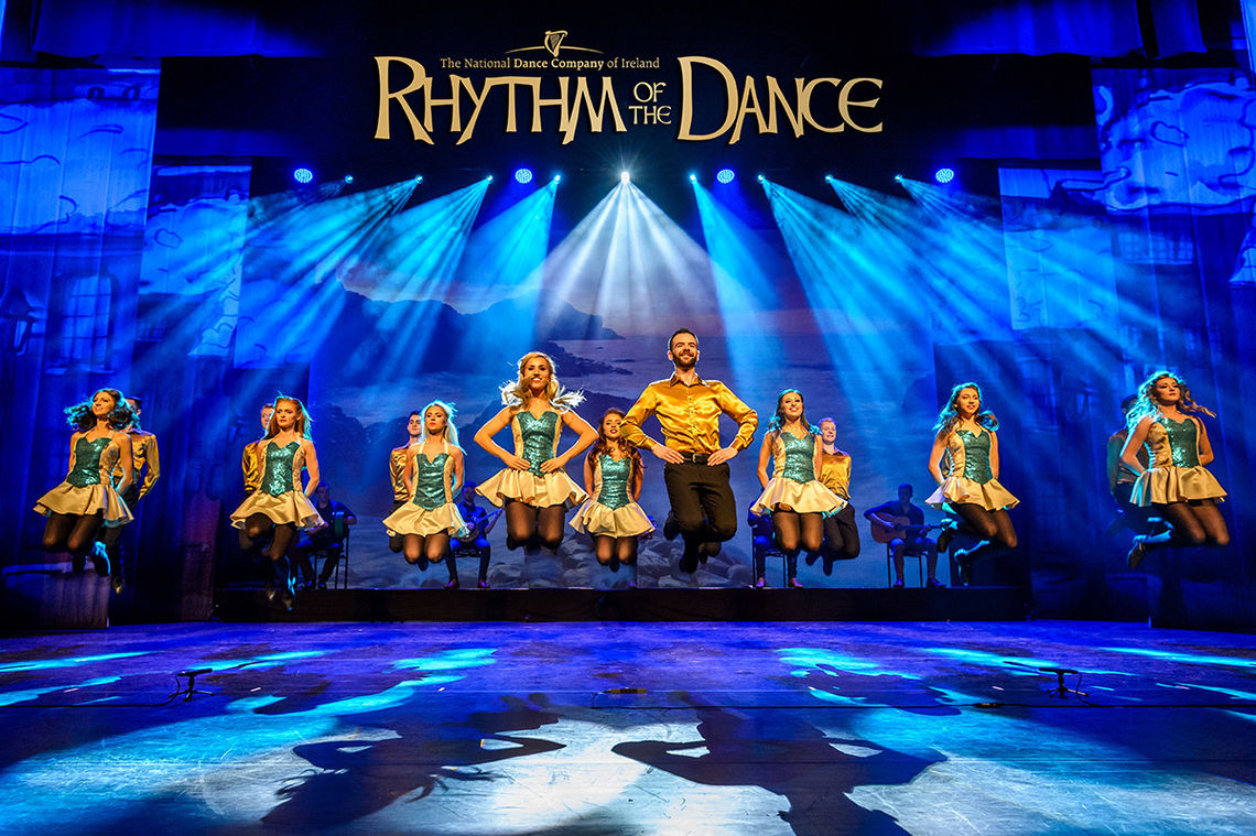 rhythm of the dance 2