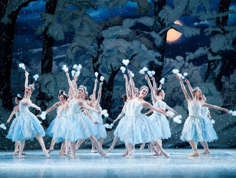 paballet snow girls