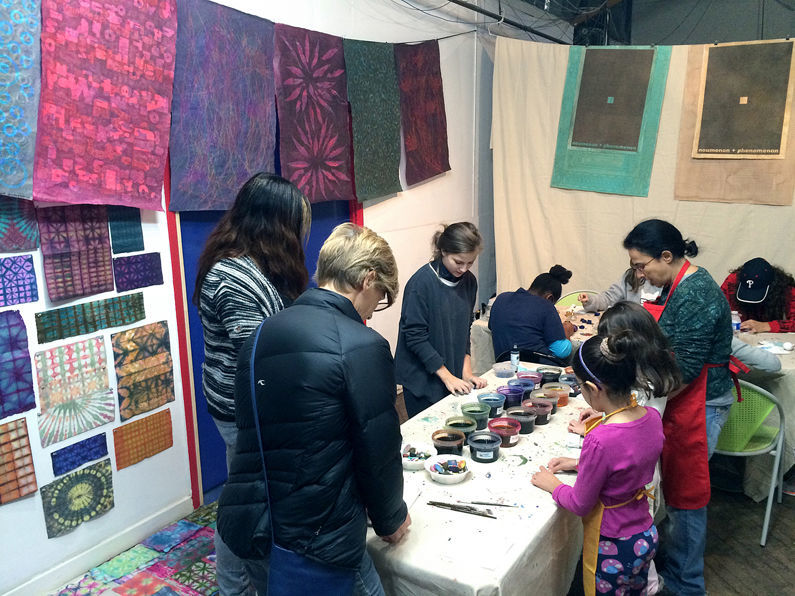 pdpackard itajimeshibori workshop 02