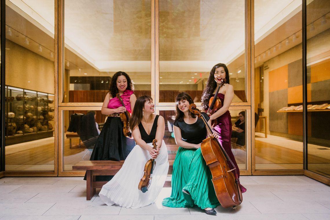 aizuri quartet promo photo 1 erica lyn