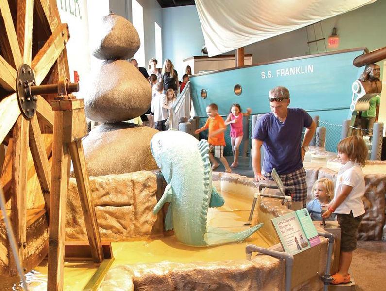exhibit kidscience 1