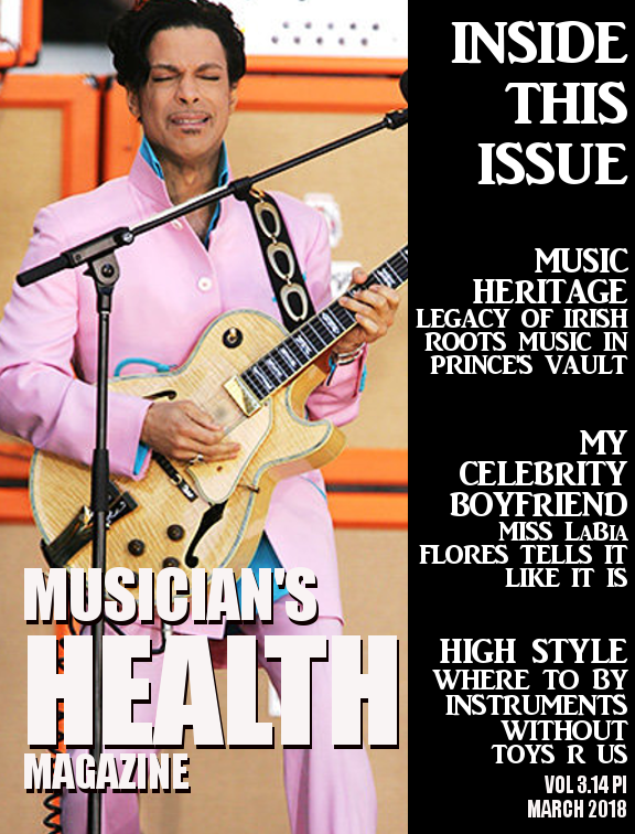 musicians health magazine cover 20180316