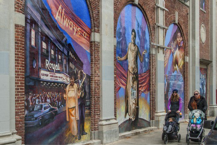 Phillyfunguide south street for Concerts at the mural