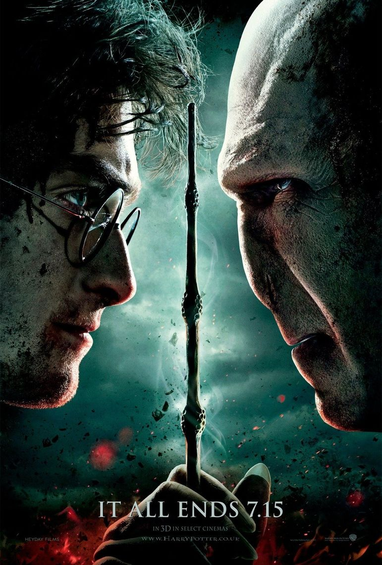 harry potter and the deathly hallows part two xlg