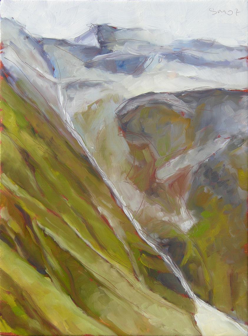 291 furka passe mountainsides ii7