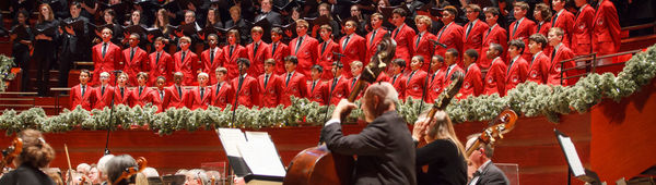 Get in the holiday spirit with these great musical performances!