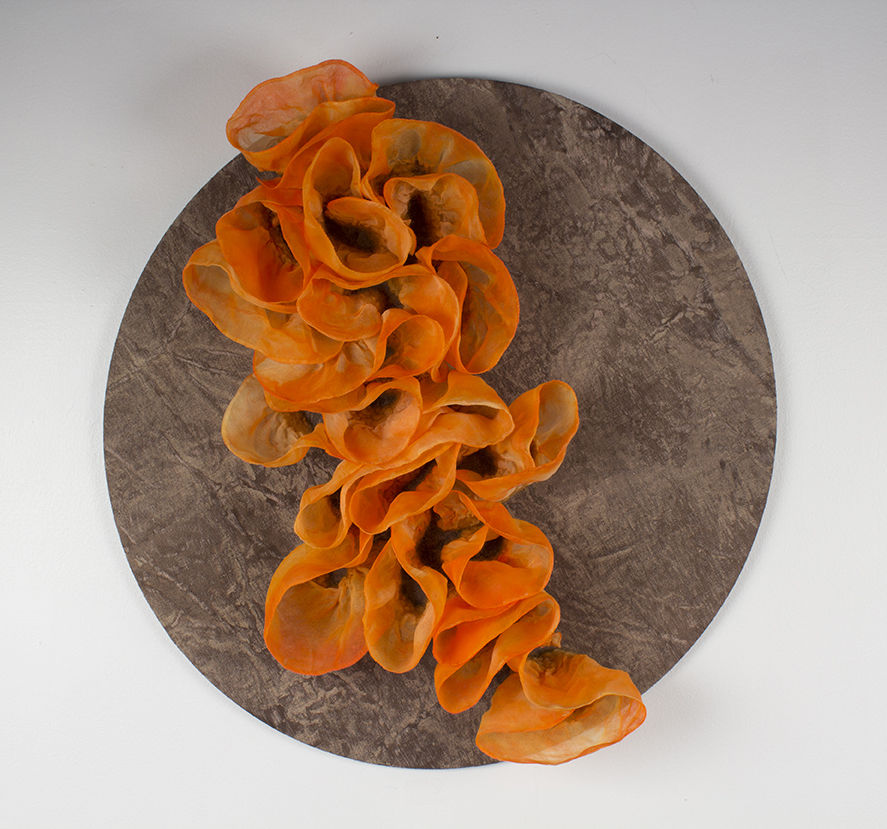 juried craft exhibition orange peel