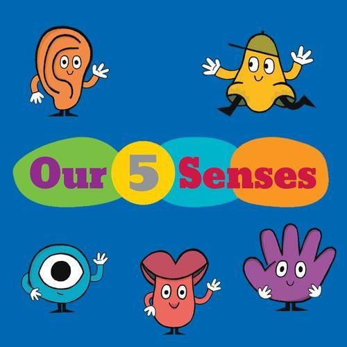 clrc our five senses blog logo