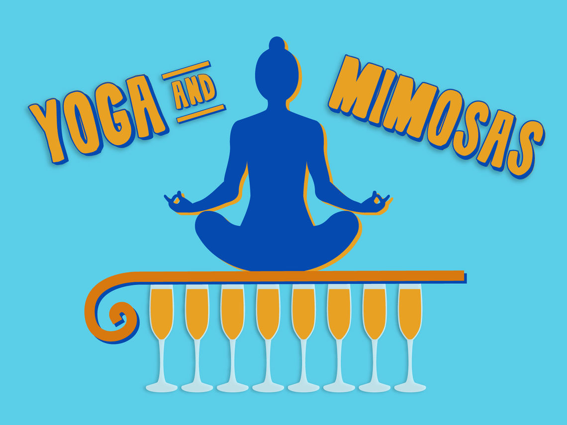 yoga mimosa