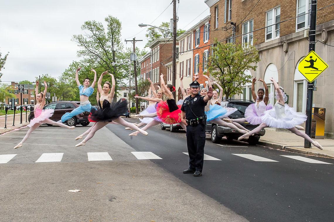 american international ballet police